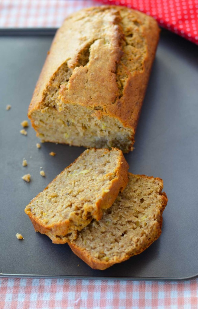 Super Moist and Rich Banana Bread - Chindian Kitchen