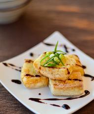 Agedashi Tofu Chindian Style
