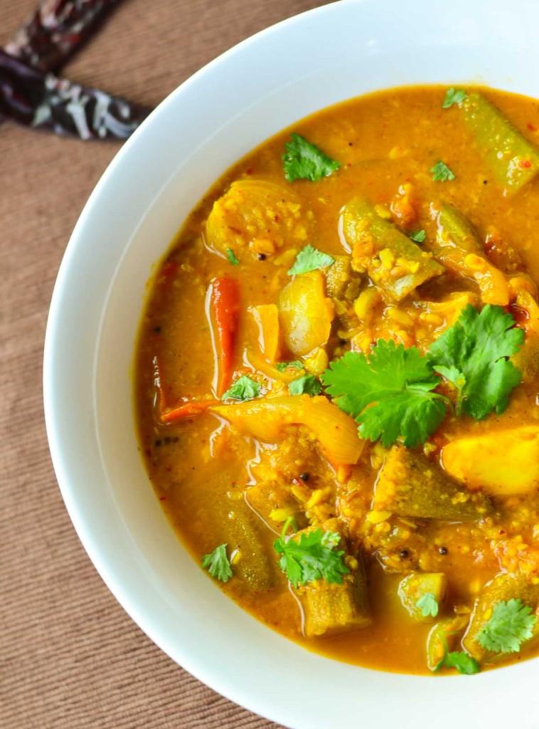 healthy-sambhar-with-lentils-and-vegetables