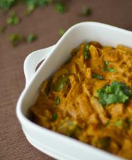 One Pot Capsicum Curry