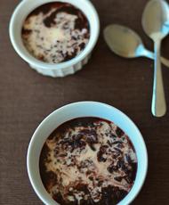 Bubur Kentan Hitam – Black Sticky Rice with Coconut Cream