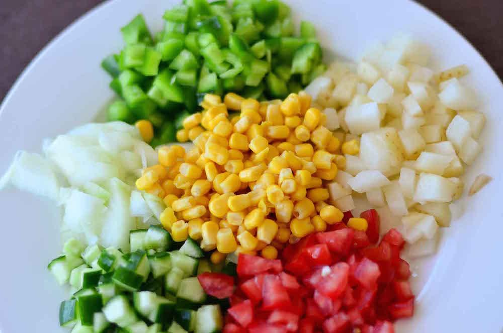 quinoa-fried-rice-ingredients