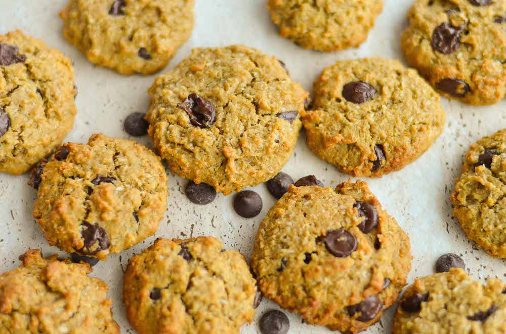 Quinoa Oatmeal Chocolate Breakfast Cookies - Chindian Kit