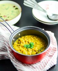 Healthy Bottle Gourd Lentil Curry Recipe