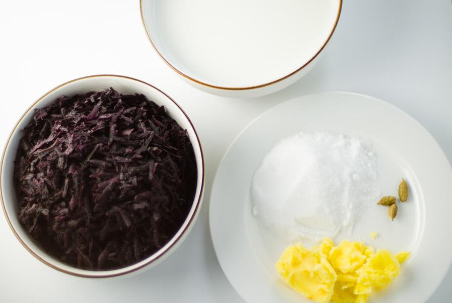 gajar-ka-halwa-ingredients