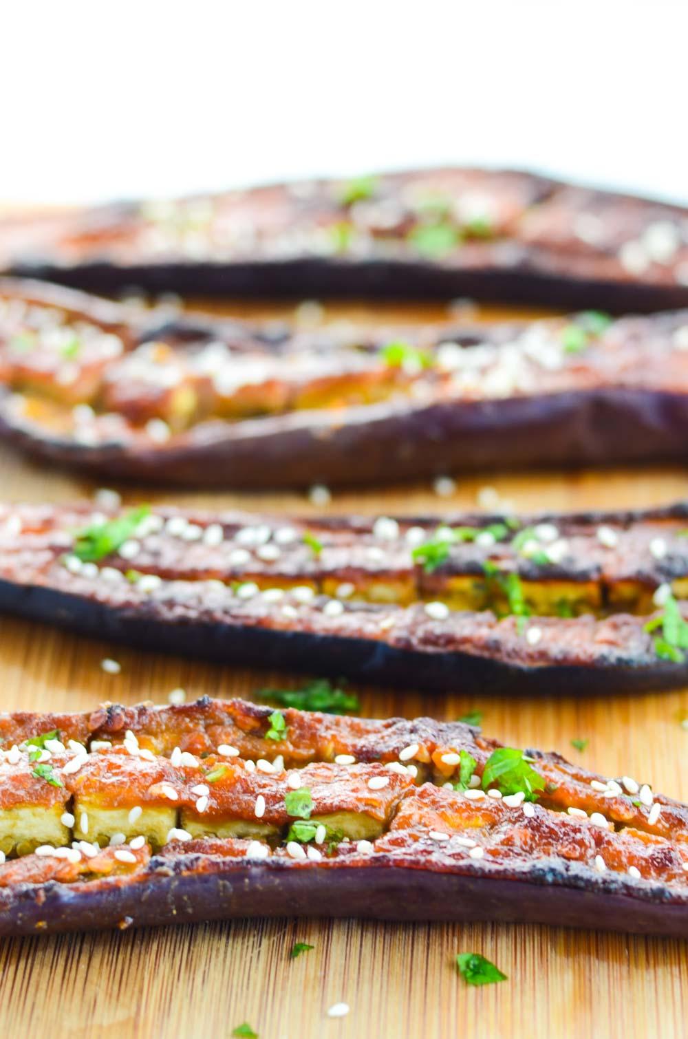 Miso Glazed Eggplant or Dengaku Nasu is another amazing way to enjoy ...