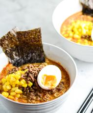 Spicy Miso Ramen Recipe