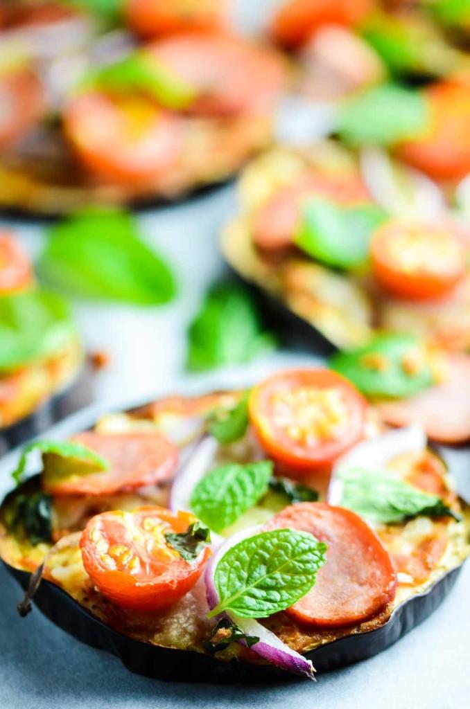 Eggplant Pizza Recipe