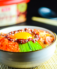 The Ultimate Bibimbap