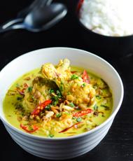Indonesian Soto Ayam