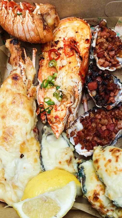 lobster-fish-market