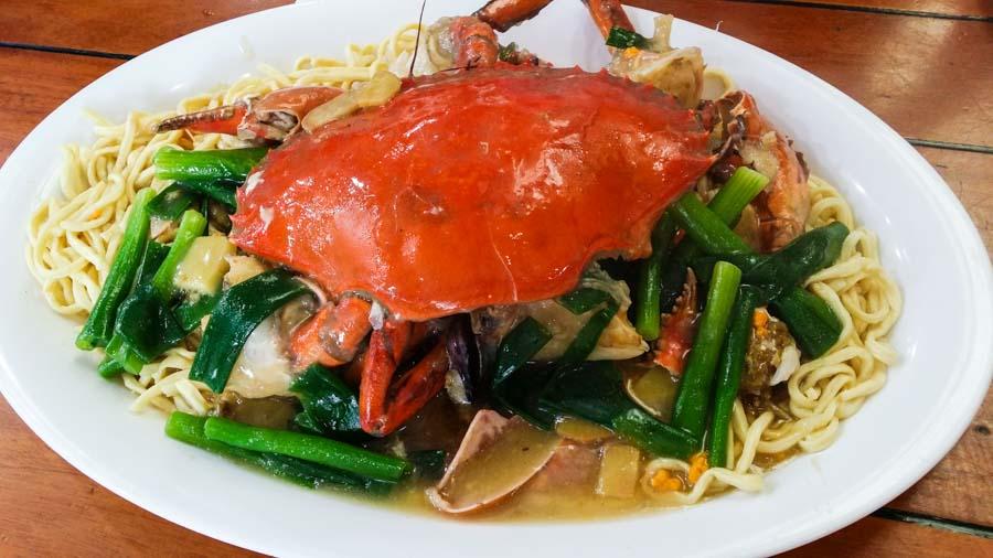 crab-noodle