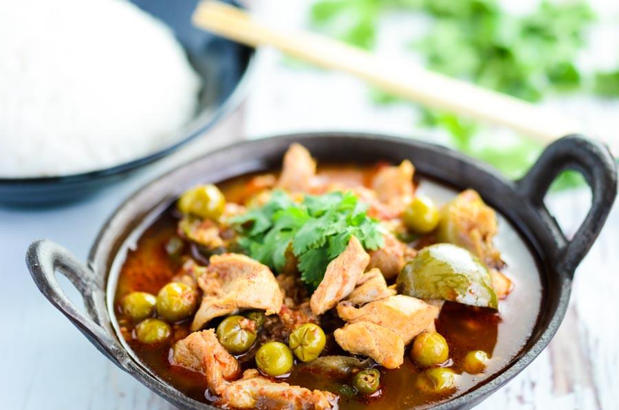 Thai Jungle Curry Recipe